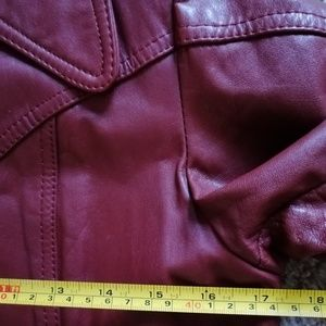 Jackets & Coats - Leather Coat